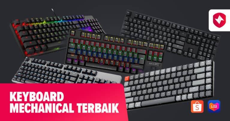 Keyboard Mechanical Terbaik
