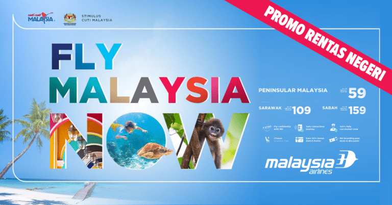 Promosi Malaysia Airlines